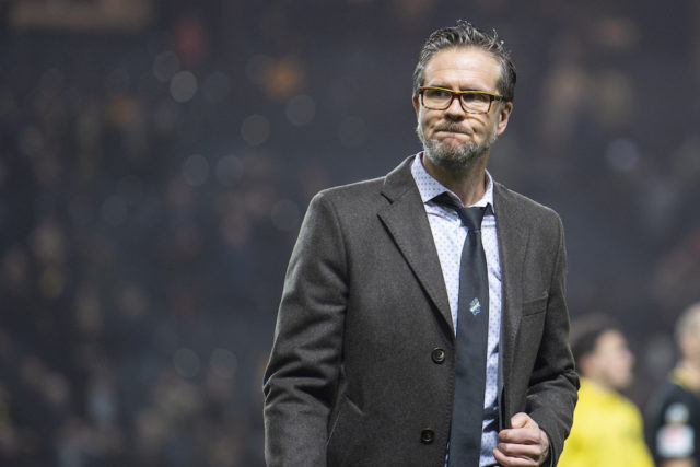 Uppgifter: AIK förhandlar med Kevin Kabran