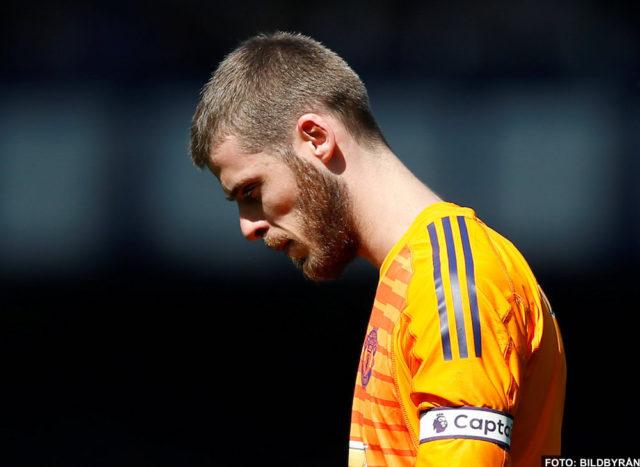 United ser Oblak som ersättare till David De Gea