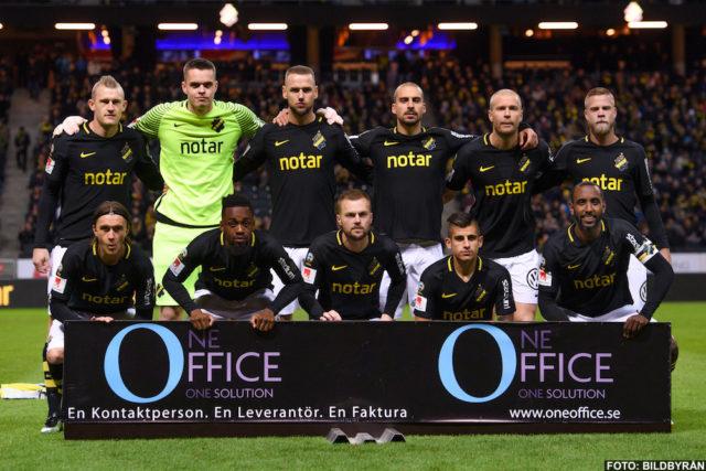 Uppgifter: Sundgren lämnar AIK för Aris
