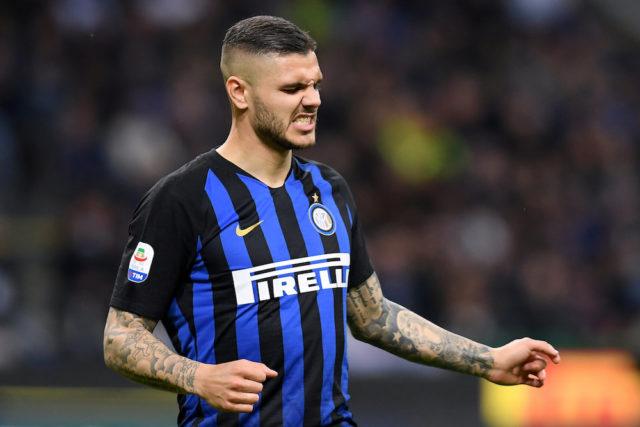 Icardi kan lämna Inter - men endast för ett lag