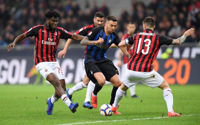 Inter och Milan gör upp om Thomas Muller