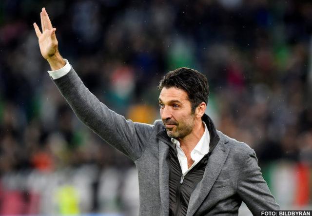 Uppgifter: Gianluigi Buffon återvänder till Juventus