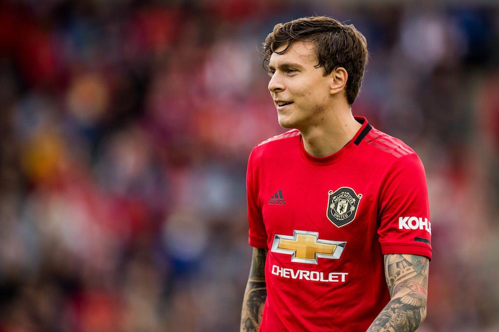 Officiellt: Victor Lindelöf förlänger med United