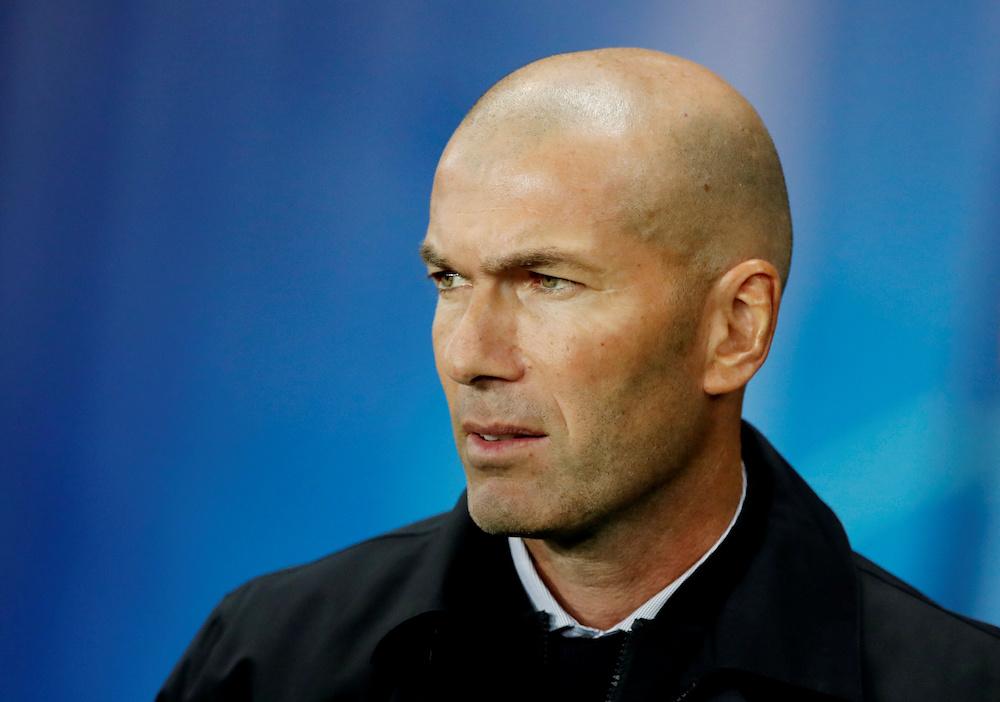 Uppgifter: De kan ersätta Zidane i Real Madrid