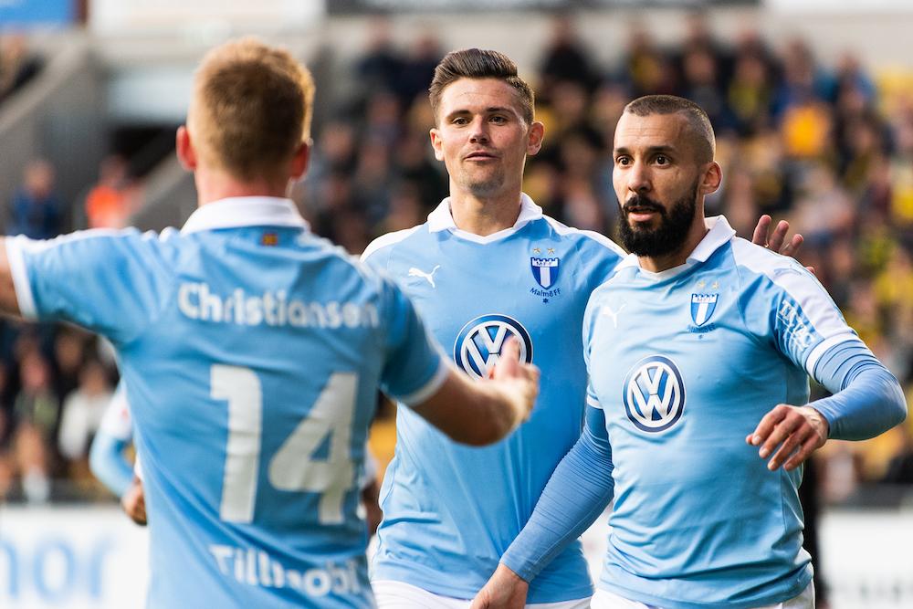 Officiellt: Anders Christiansen förlänger med Malmö FF