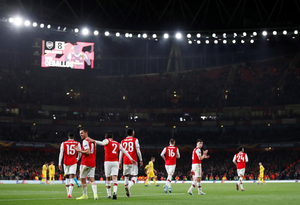 Uppgifter: Arsenal förhandlar med Real Madrid om Ceballos