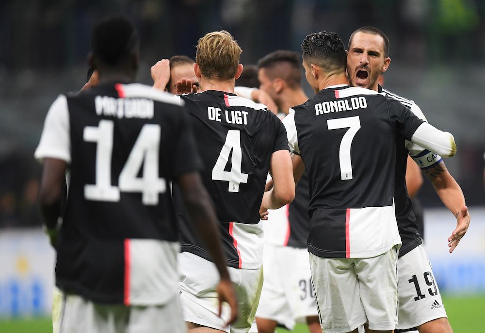 Officiellt: Bonucci förlänger med Juventus