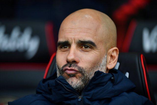 Uppgifter: PSG siktar in sig på Guardiola och Xavi
