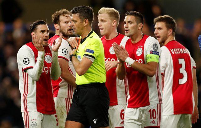 Uppgifter: Donny van de Beek vill till Real Madrid