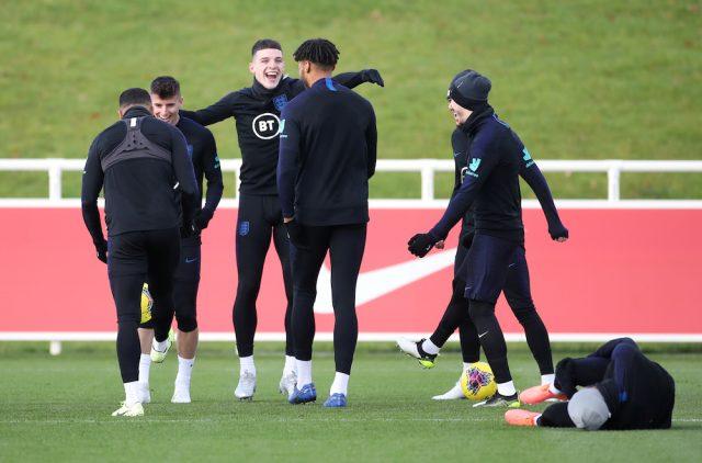 Uppgifter: Manchester United intresserade av Declan Rice