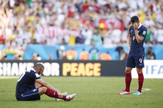 Karim Benzema sågar Giroud