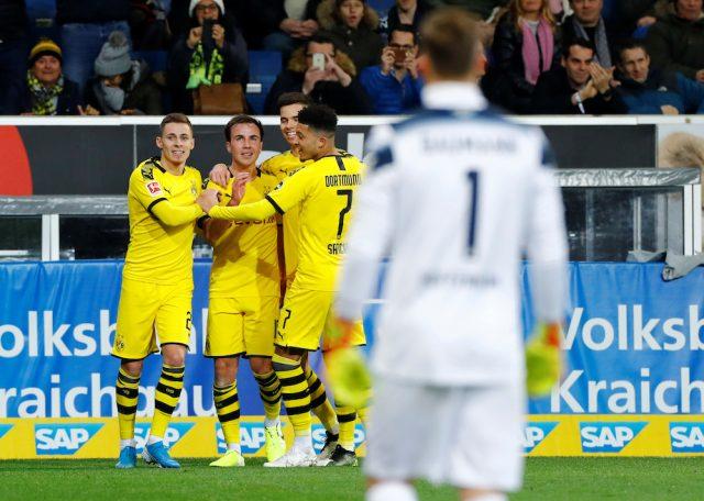 Bekräftar: Mario Götze lämnar Borussia Dortmund i sommar