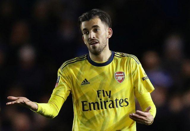Uppgifter: Arsenal köper inte loss Dani Ceballos