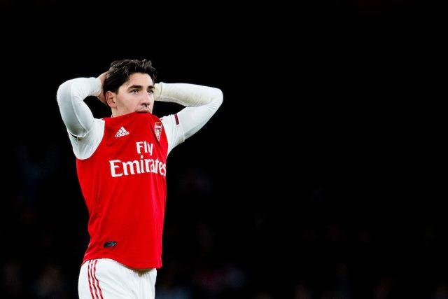 Uppgifter: Hector Bellerín vill lämna Arsenal i sommar