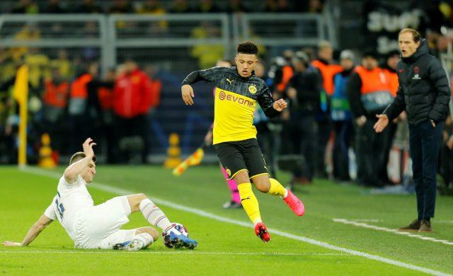 Officiellt: Thomas Meunier klar för Borussia Dortmund