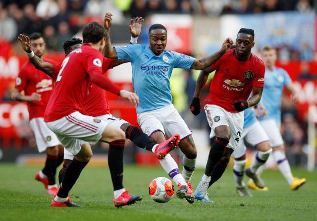 Uppgifter: Manchester United vill sno till sig Raheem Sterling
