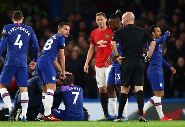 Uppgifter: NGolo Kanté kan lämna Chelsea - för Real Madrid