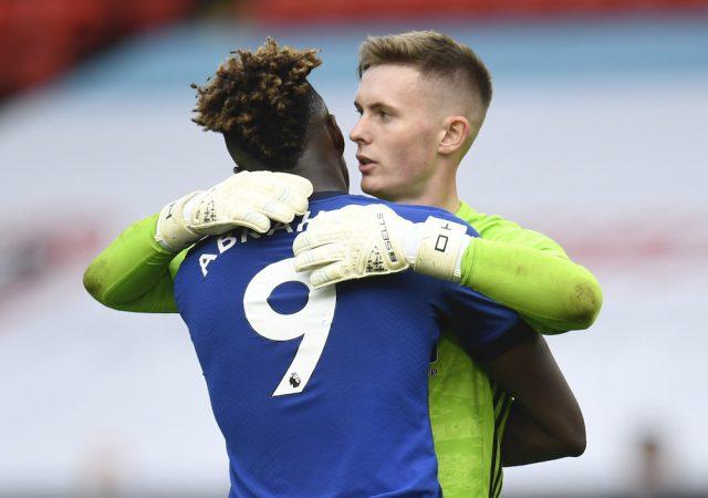 Uppgifter: Chelsea vill snuva United på Dean Henderson