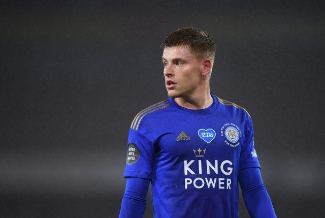 Uppgifter: Liverpool på jakt efter Harvey Barnes