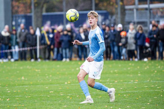 Uppgifter: Lukas Björklund lämnar Malmö FF för Milan