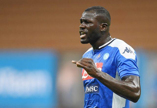 Uppgifter: Manchester City vill byta sig till Koulibaly