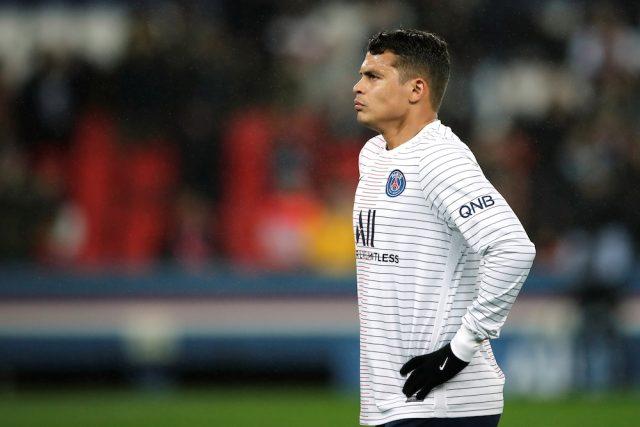 Uppgifter: Thiago Silva överens med Fiorentina