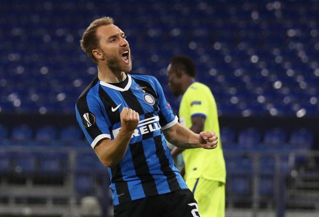 Bekräftar- Inter kommer låta Christian Eriksen lämna