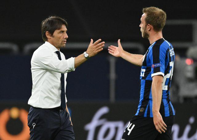 Inter vill sälja Christian Eriksen - efter ett år i klubben