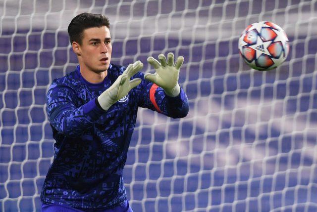 Kepa vill lämna Chelsea efter säsongen