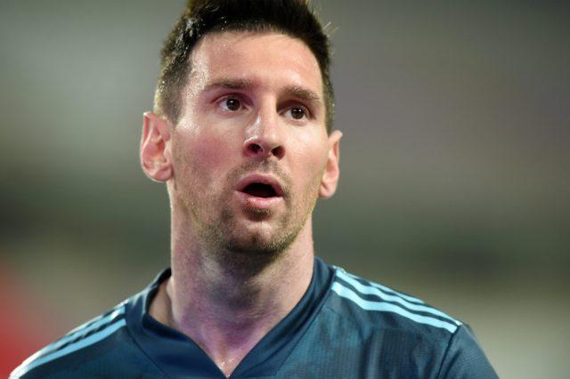Manchester City backar om värvning av Leo Messi