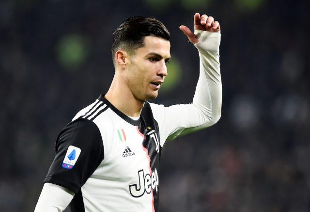 Pasquale Bruno sågar Cristiano Ronaldo