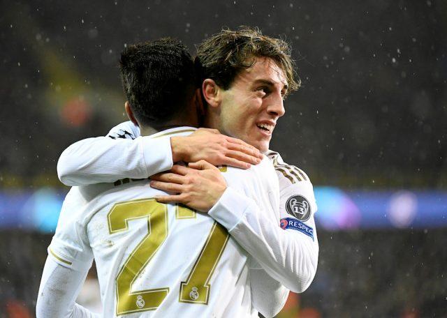 Uppgifter: Odriozola närmar sig flytt från Real Madrid