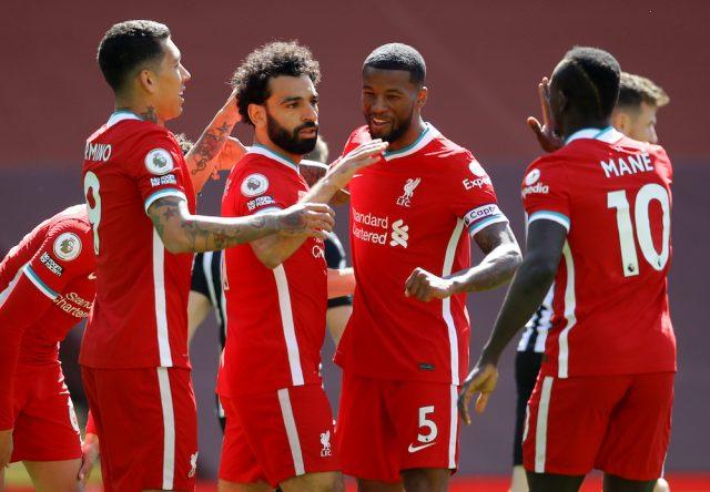Uppgifter: Liverpool-stjärnan i kontakt med Bayern München