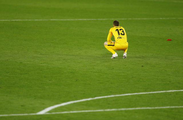 Uppgifter: Manchester United siktar in sig på Jan Oblak