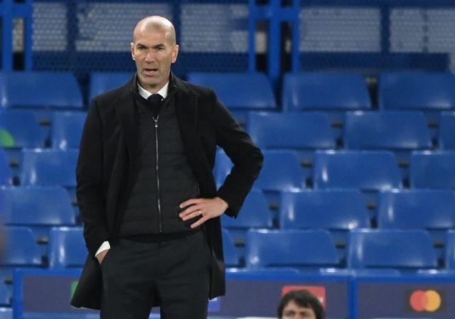 Uppgifter: Zinedine Zidane lämnar Real Madrid i sommar