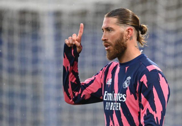 Uppgifter: Storklubben nobbar Ramos - efter lönekravet