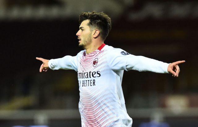 Officiellt: Brahim Díaz lånas ut till Milan på nytt
