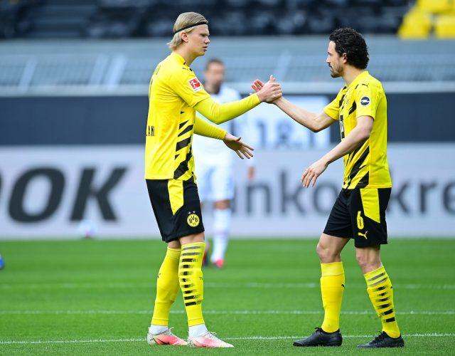 Bekräftar: Dortmund förhandlar med Sevilla om Delaney