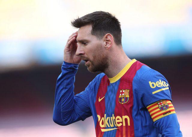 Lionel Messi närmar sig flytt till Paris Saint-Germain