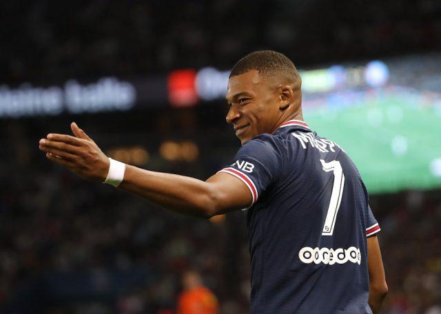 PSG nobbar Real Madrids bud på Kylian Mbappé
