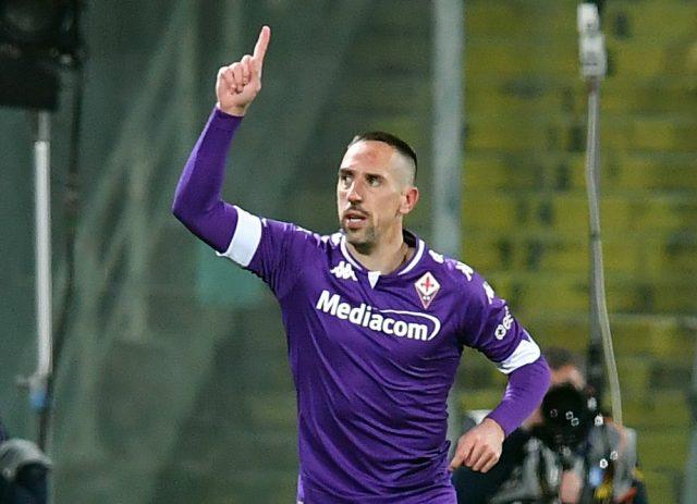 Uppgifter: Franck Ribery kan återvända till Bayern München
