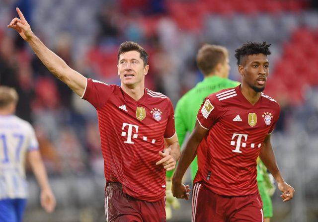 Liverpool och Chelsea på jakt efter Kingsley Coman