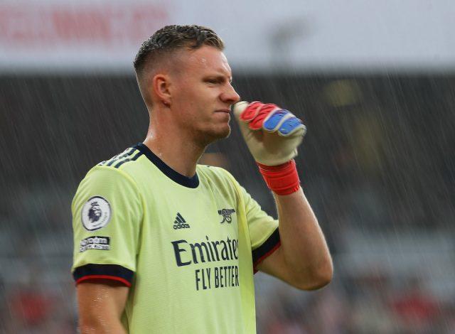 Uppgifter: Arsenal sätter prislapp på Bernd Leno