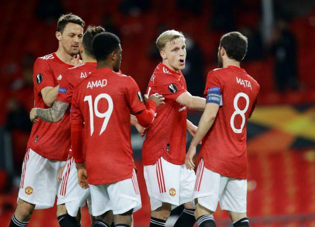 Uppgifter: Donny van de Beek vill lämna Manchester United i vinter