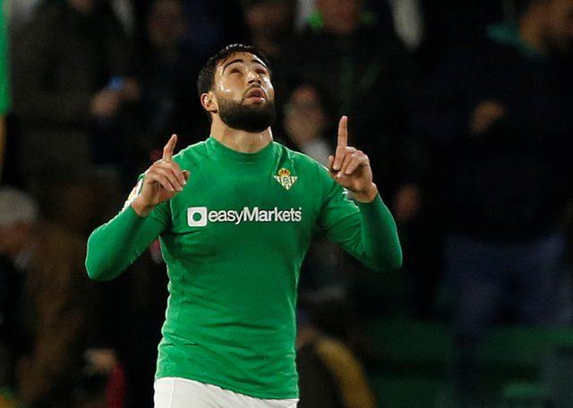 Uppgifter: Real Betis sätter prislapp på Nabil Fekir